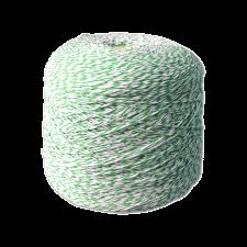 Шпагат для колбас хб бело-зеленый Бухта 2,5 кг